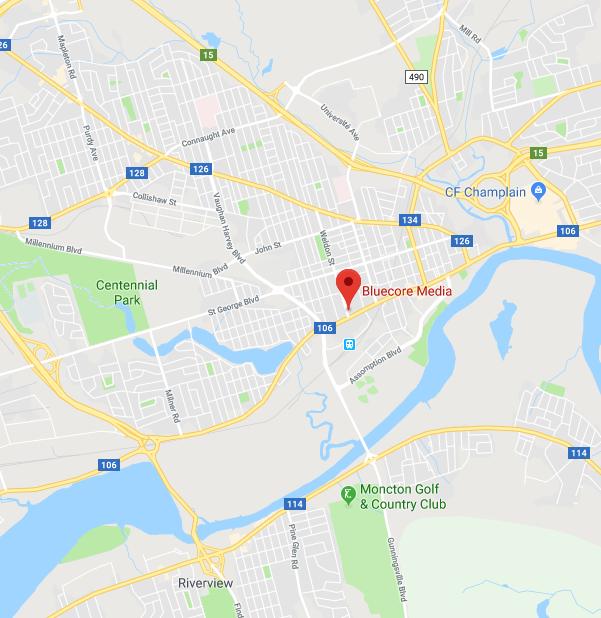bluecore location